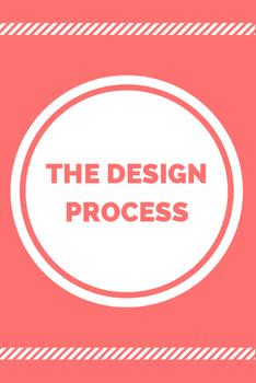 Design Process Bulletin Board