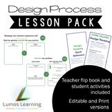 Design Process Lesson Pack