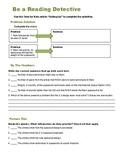 Design Process, Problem-Solution, Character Traits -Astron