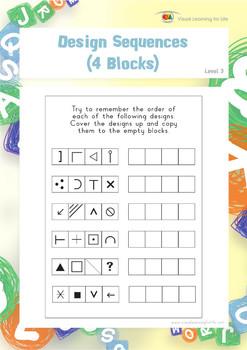Design Sequences (4 Blocks)