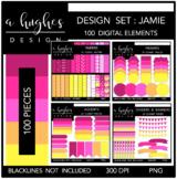 Design Set: Jamie {A Hughes Design}
