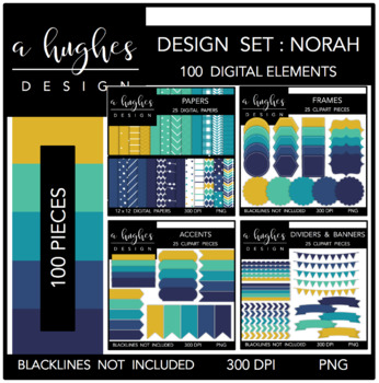Design Set: Norah {A Hughes Design}