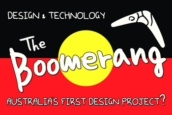 Design Technology Boomerang
