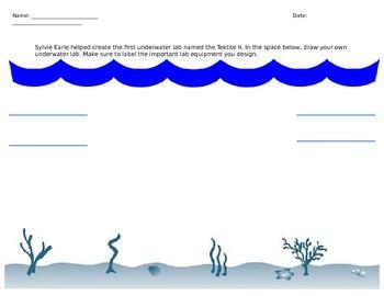 Design Tektite III (Underwater Exploration)