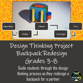 Design Thinking Challenge- Redesign a Partner's Backpack {