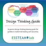 Design Thinking Planning Guide for STEAM/Makerspace