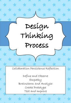 Design Thinking Process Booklet
