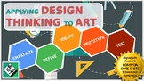 Design Thinking in Art: Project Base Learning (great for S