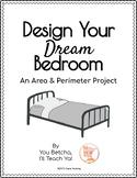 Design Your Dream Bedroom - Area & Perimeter Project