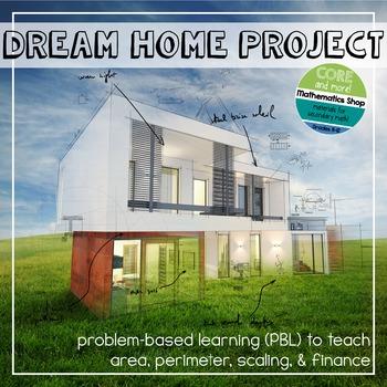 Dream Home Floor Plan Geometry Project