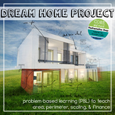 Dream Home Floor Plan Geometry Project - Distance Learning Capable!
