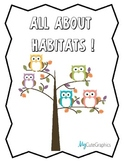 Design Your Own Animal and Habitat Activity