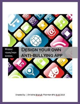 Design Your Own Anti-Bullying APP