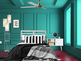 Design Your Own Bedroom Photoshop Beginner Project + Tips/Tricks + Quiz + Rubric