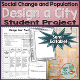 Design Your Own City Project