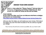 Design Your Own Currency (Money) Center; ELA, ART, & Social Studies  integration