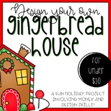 Design Your Own Gingerbread House