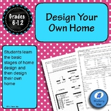 Design Your Own Home - Architecture Unit