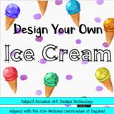 Design Your Own Ice Cream STEAM