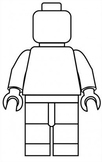 Design Your Own Lego Man