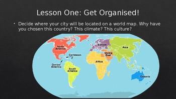 Design Your Own Liveable City