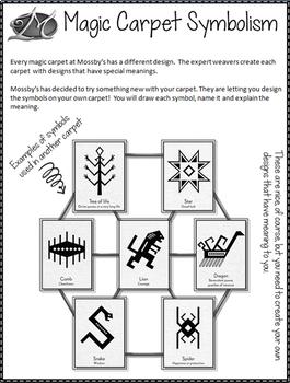 Design Your Own Magic Carpet (Mossby's Magic Carpet Handbook)