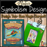 Design a Magic Carpet with Symbolism (Mossby's Magic Carpe