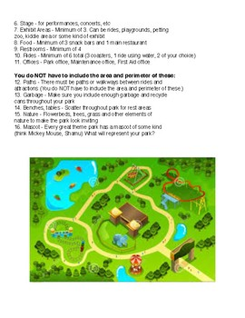 Design Your Own Theme Park