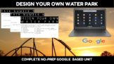 Design Your Own Water Park Stem Activity