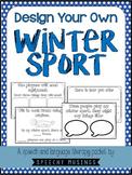 Design Your Own Winter Sport Freebie