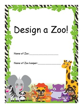 Design Your Own Zoo!
