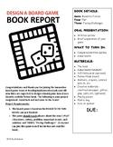 Design a Board Game Book Report