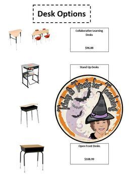 Design a Classroom Partners Project Activity Station End of School