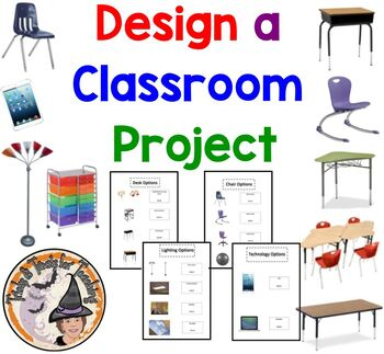 Design a Classroom Project Activity Station Center Home Learning