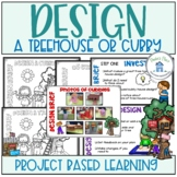 Design a Cubby House or Treehouse