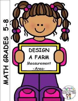 Area Measurement Design a Farm