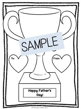 Design a Father's Day Award
