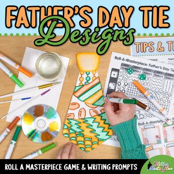 Design a Father's Day Tie Game - Bulletin Board Ideas - Ar