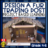 Design a Fur Trading Post Historical Thinking Activity