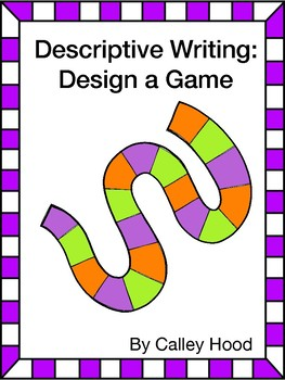 Design a Game Writing