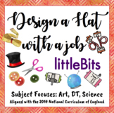Design a Hat with a Job Using littleBits (STEAM)
