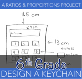 Design a Keychain (A Ratios and Proportions Project)