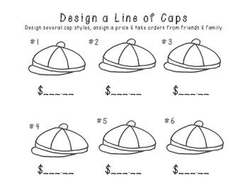 Design a Line of Caps