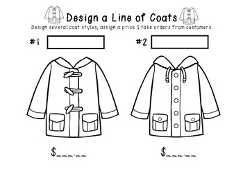 Design a Line of Coats
