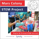 Design a Mars Colony: STEM / STEAM Project Guide
