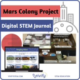Mars Colony Distance Learning STEM Project