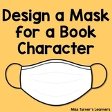 Reading Project: Design a Mask for a Book Character
