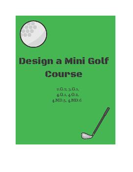 Design a Mini Golf Course Using Catchbook
