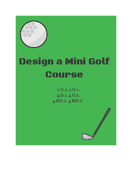 Design a Mini Golf Course Using Catchbook