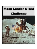 Design a Moon Lander STEM Engineering Challenge with simple materials